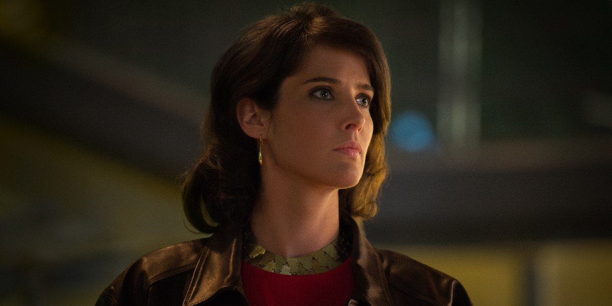 Colbie Smulders as Maria Hill