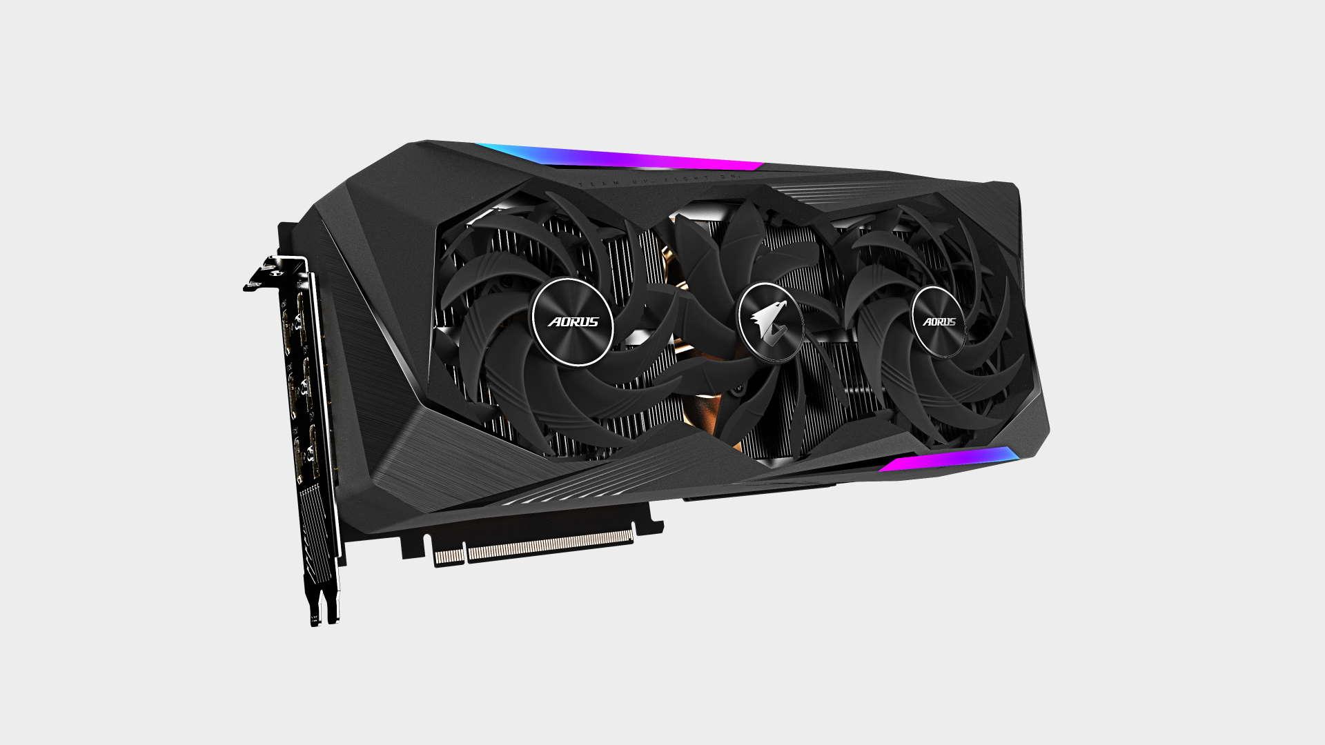 Gigabyte Aorus GeForce RTX 3070 Ti
