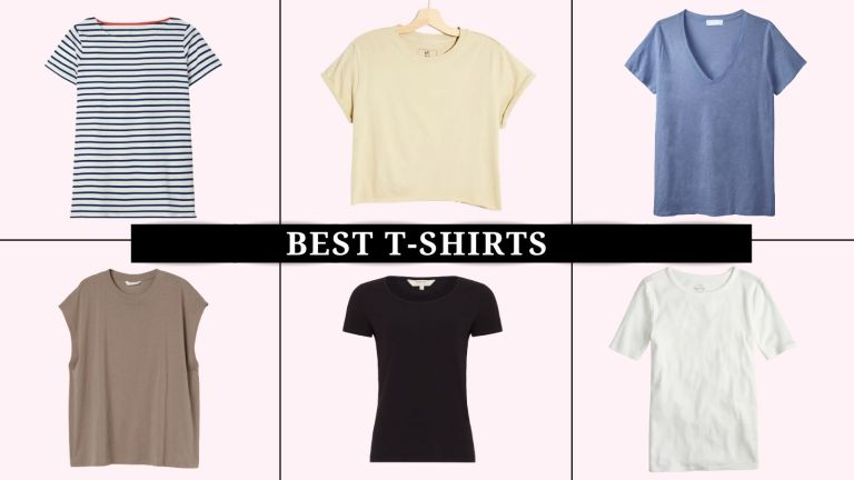 best t-shirt for women collage