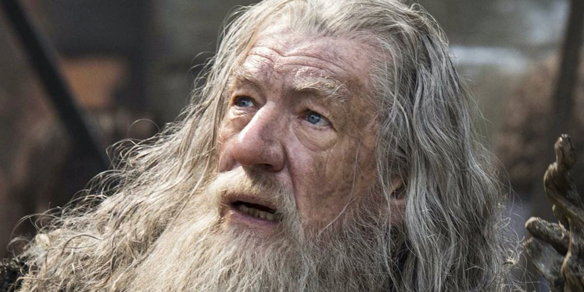 gandalf ian mckellen the lord of the rings