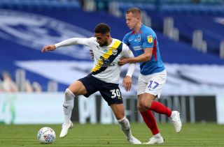 Portsmouth v Oxford United – Sky Bet League One – Play Off – Semi-Final – First Leg – Fratton Park