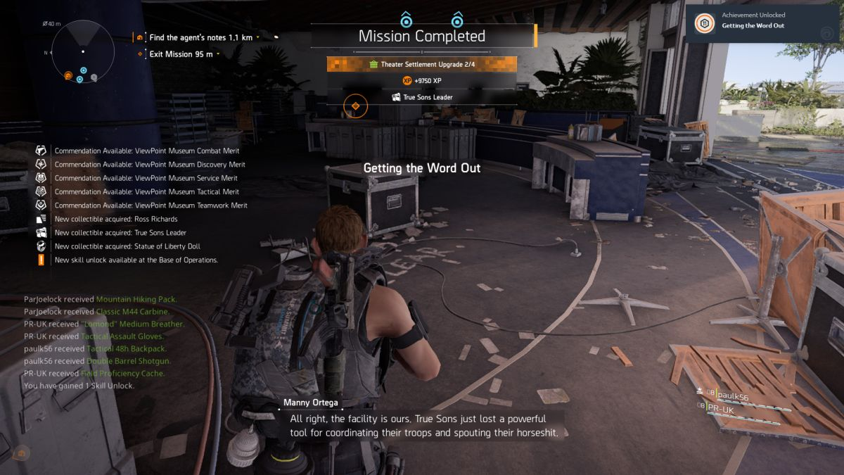 How to level up fast in The Division 2 | PC Gamer