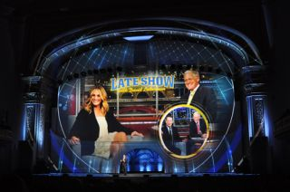 WorldStage for CBS Upfront at Carnegie Hall