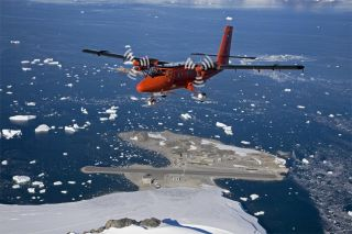 Rothera Research Station, Antarctica
