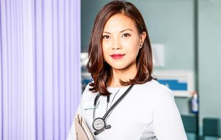 Crystal Yu Lily Leaves Casualty