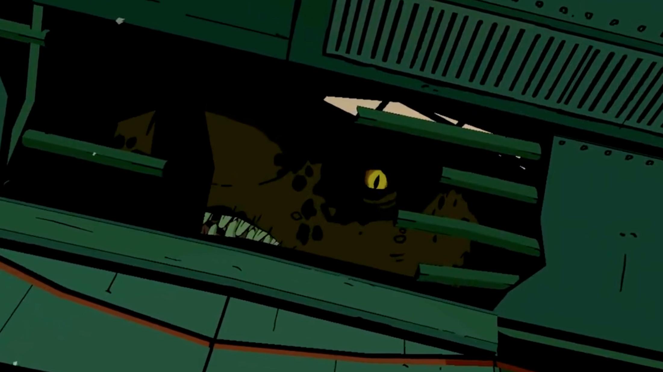 Best Oculus Quest games 2021: Jurassic Park Aftermath