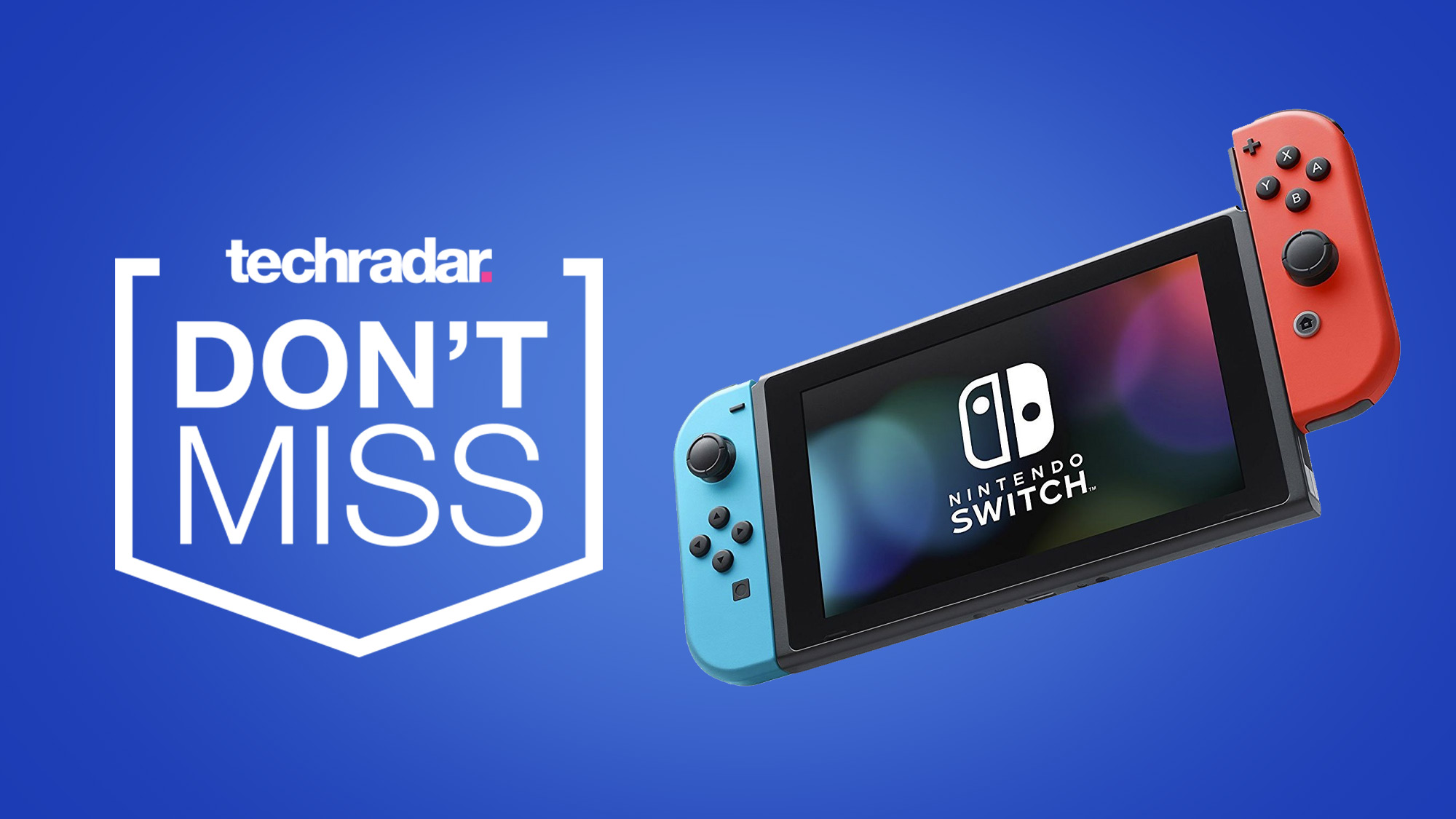 Black Friday Nintendo Switch Deals Might Not Get Better Than This Mega Bundle But It S Selling Out Fast Techradar