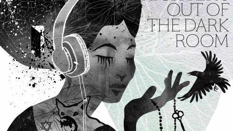 Max Richter - Out Of The Dark Room album artwork