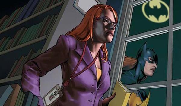 Barbara Gordon as a librarian