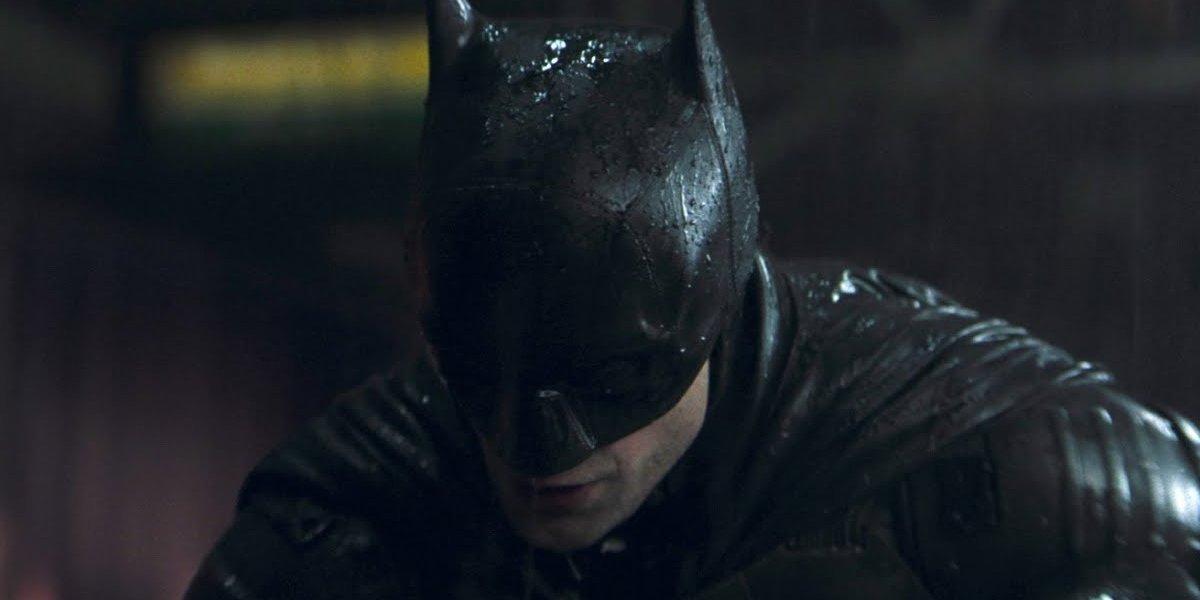 Robert Pattinson in The Batman