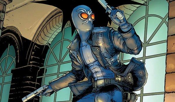 Black Spider DC Comics