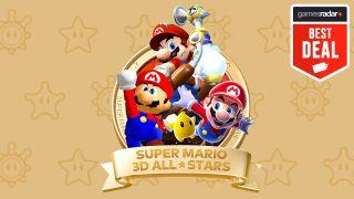 Super Mario 3D All-Stars deals