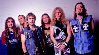Iron Maiden in 2000