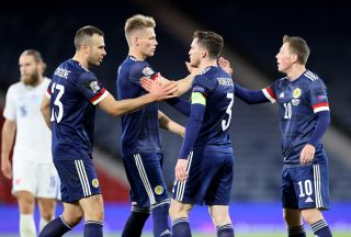 Scotland v Slovakia – UEFA Nations League – Group 2 – League B – Hampden Park