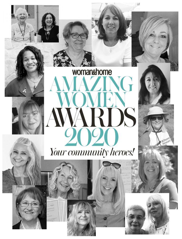w&h Amazing Women finalists 2020
