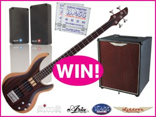 Win! £1200 bass bundle up for grabs to celebrate London Bass