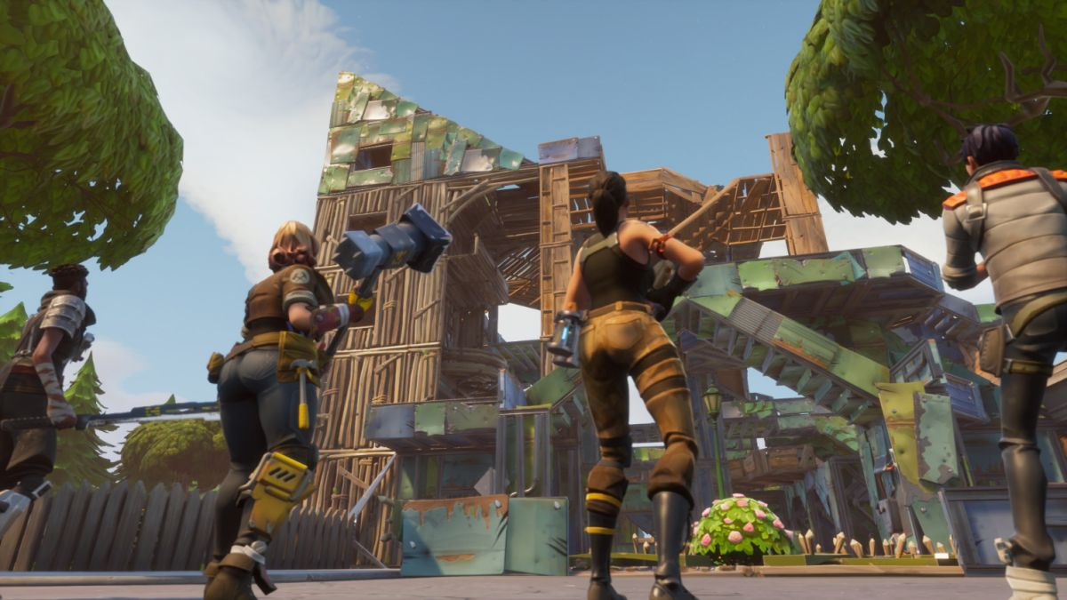 How to Build Like a Pro in Fortnite: Battle Royale | Tom's Guide