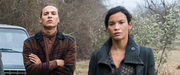 fear the walking dead nick and lucy