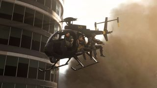 Call of Duty Warzone helicopters removed