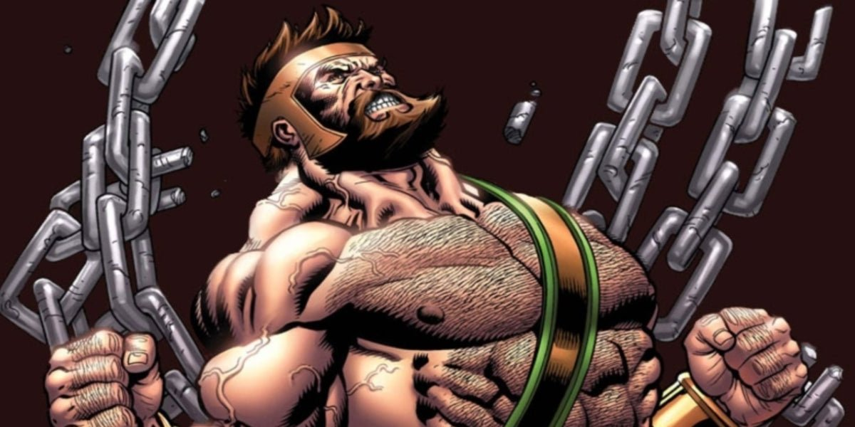 Hercules from Marvel Comics