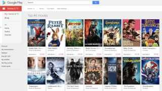 Google Play now sells Marvel, Disney and Pixar movies in 4K HDR