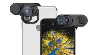 Smartphone lenses: Olloclip