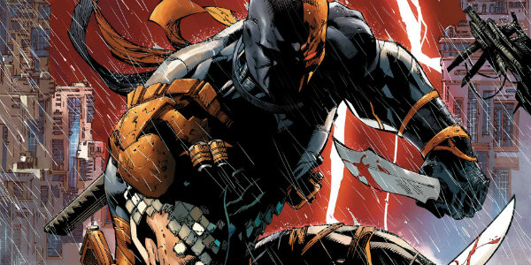 The One Deathstroke Moment We Need to See In A DC Movie