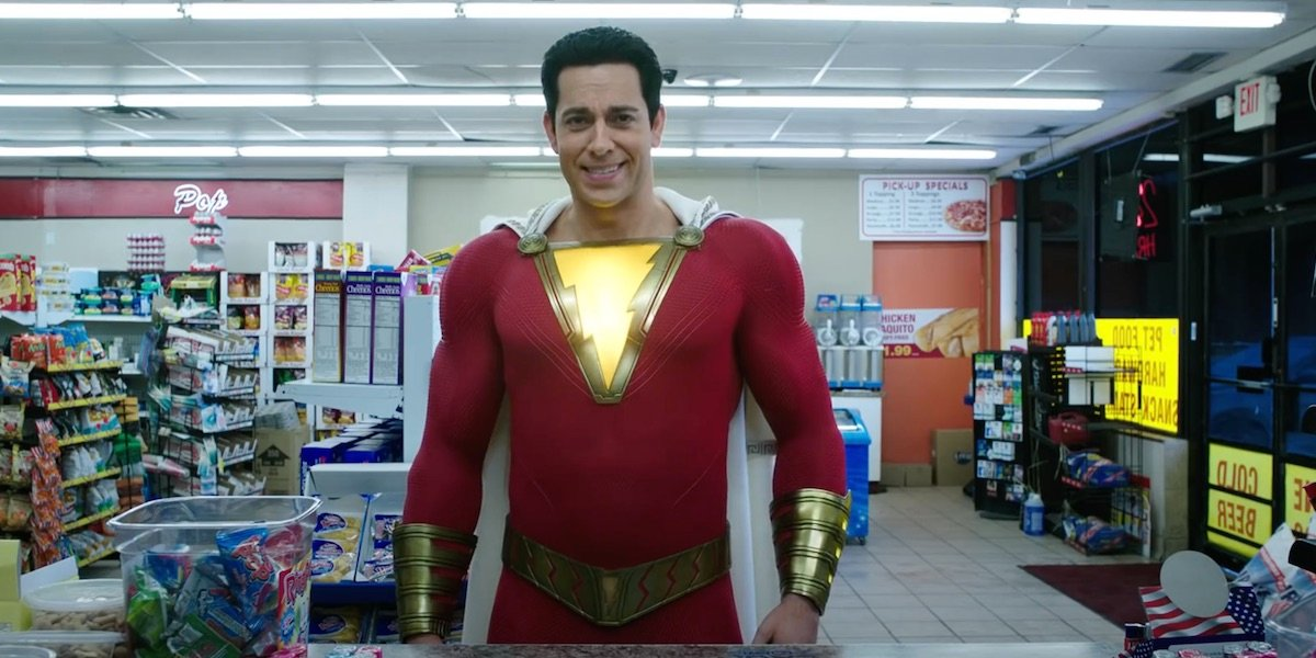 Shazam's Director Responds After Fan Gives Him A Little Flack For One Decision In The DC Movie