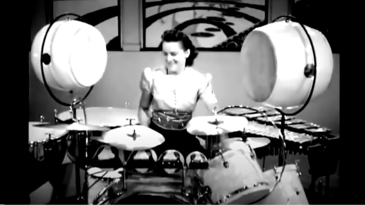 Pioneering drummer Viola Smith has died, aged 107