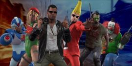 Capcom Heroes Mode In Dead Rising 4 Looks like Crazy Fun