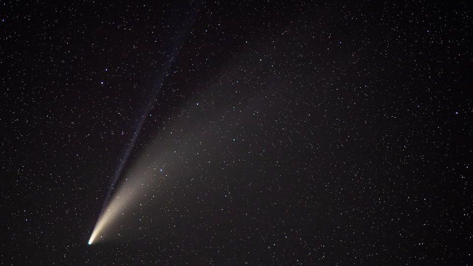 The curtain is about to come down on Comet NEOWISE