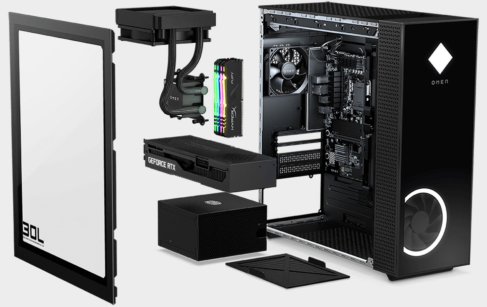 Save $200 on this gaming PC with a GeForce RTX 3080 and Core i7 10700K