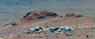 Rare Mars Rock Holds Clue to Ancient Water