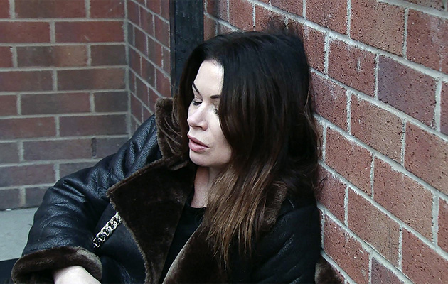 Coronation fans moved by emotional Carla and Roy hospital scenes following her collapse