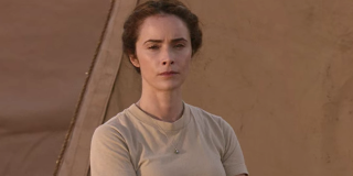 Grey's Anatomy Abigail Spencer as Megan Hunt during war
