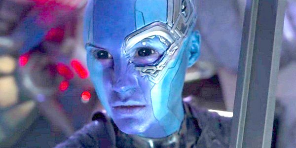 Avengers: Endgame Nebula Karen Gillan Marvel Studios MCU