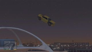 GTA 5 Stunt Jump locations