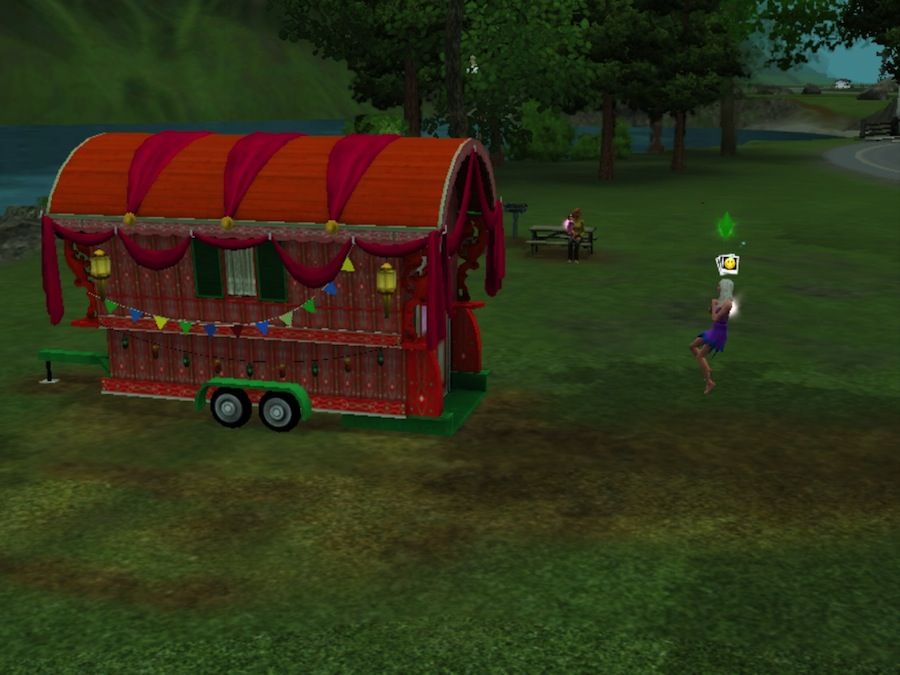 The Sims 3 Supernatural Review: Witches, Fairies, Werewolves And Magic #23608