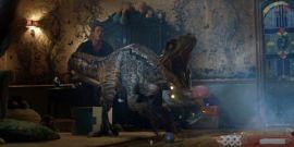 Jurassic World Box Office: Fallen Kingdom Roars At Number One