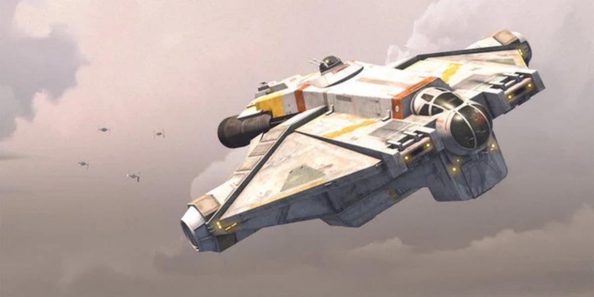 The Ghost in Star Wars Rebels