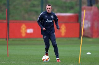 Manchester United Training – Aon Training Complex
