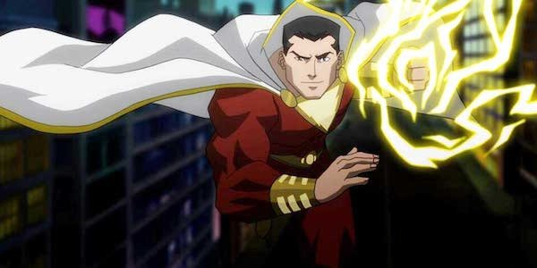 Shazam in Justice League: War