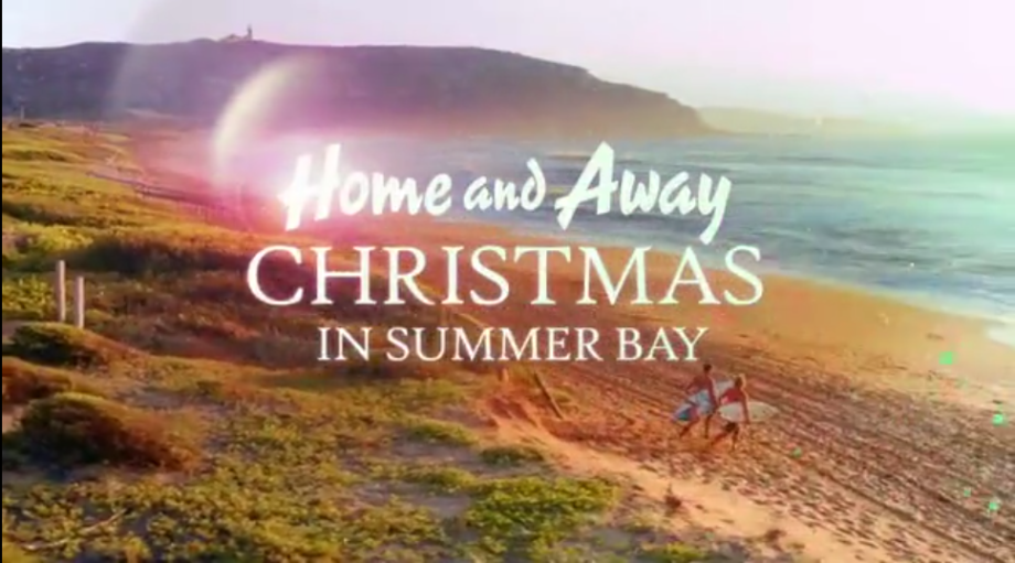 Home and Away, Christmas In Summer Bay, Episode 1