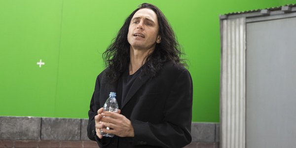 James Franco Tommy Wiseau The Disaster Artist