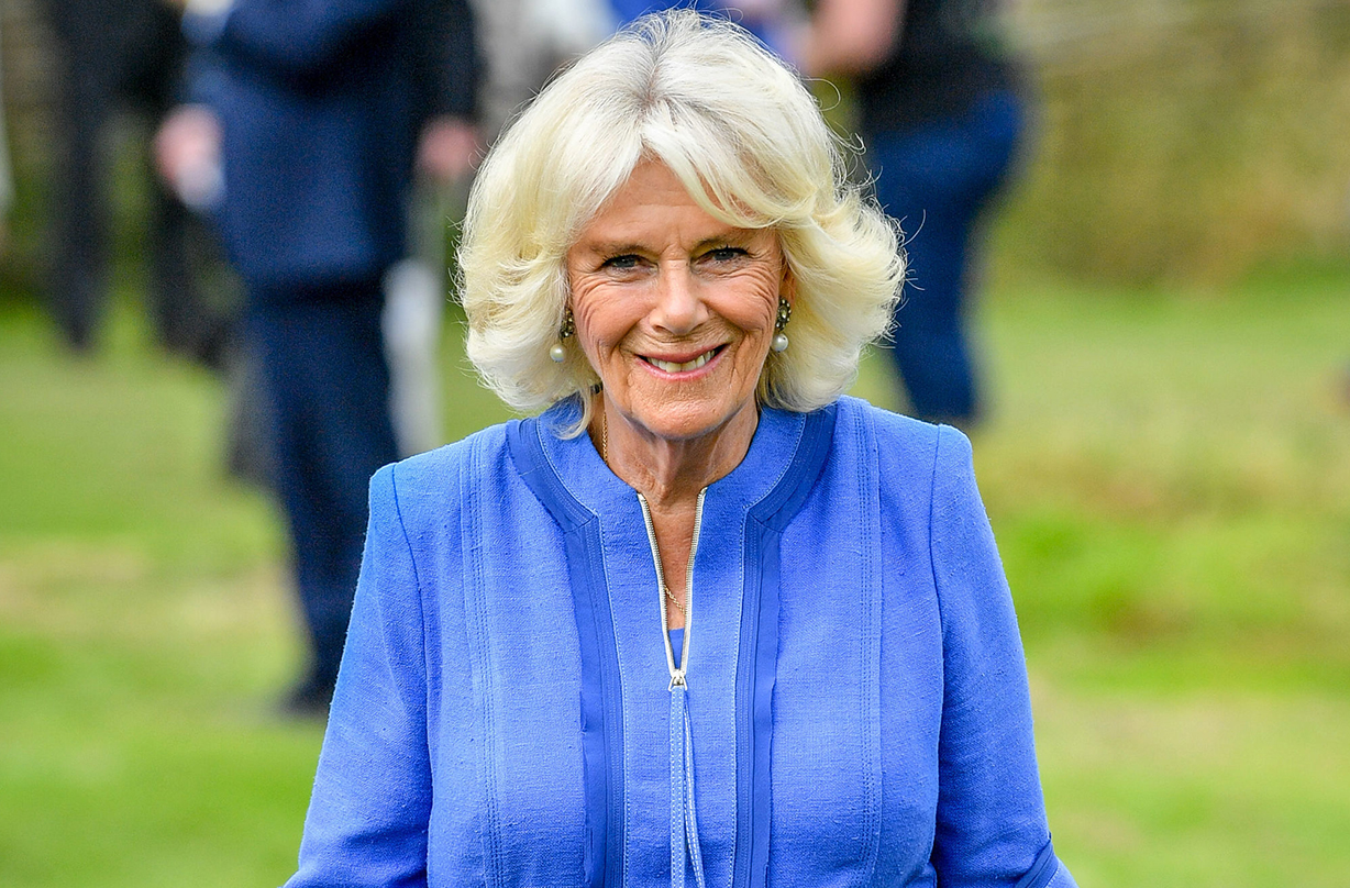 Duchess of Cornwall  - cover