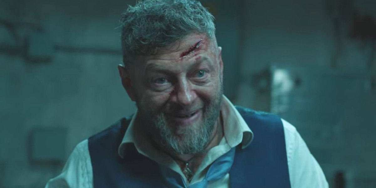 Venom: Let There Be Carnage director Andy Serkis in Black Panther
