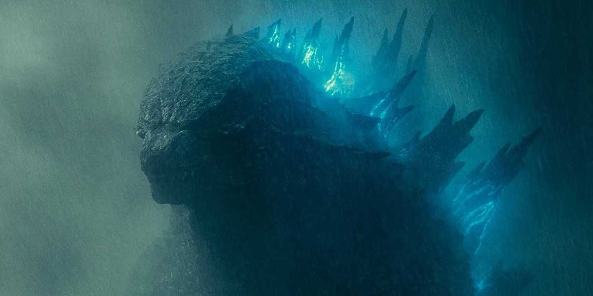 Godzilla in 2019's King of the Monsters