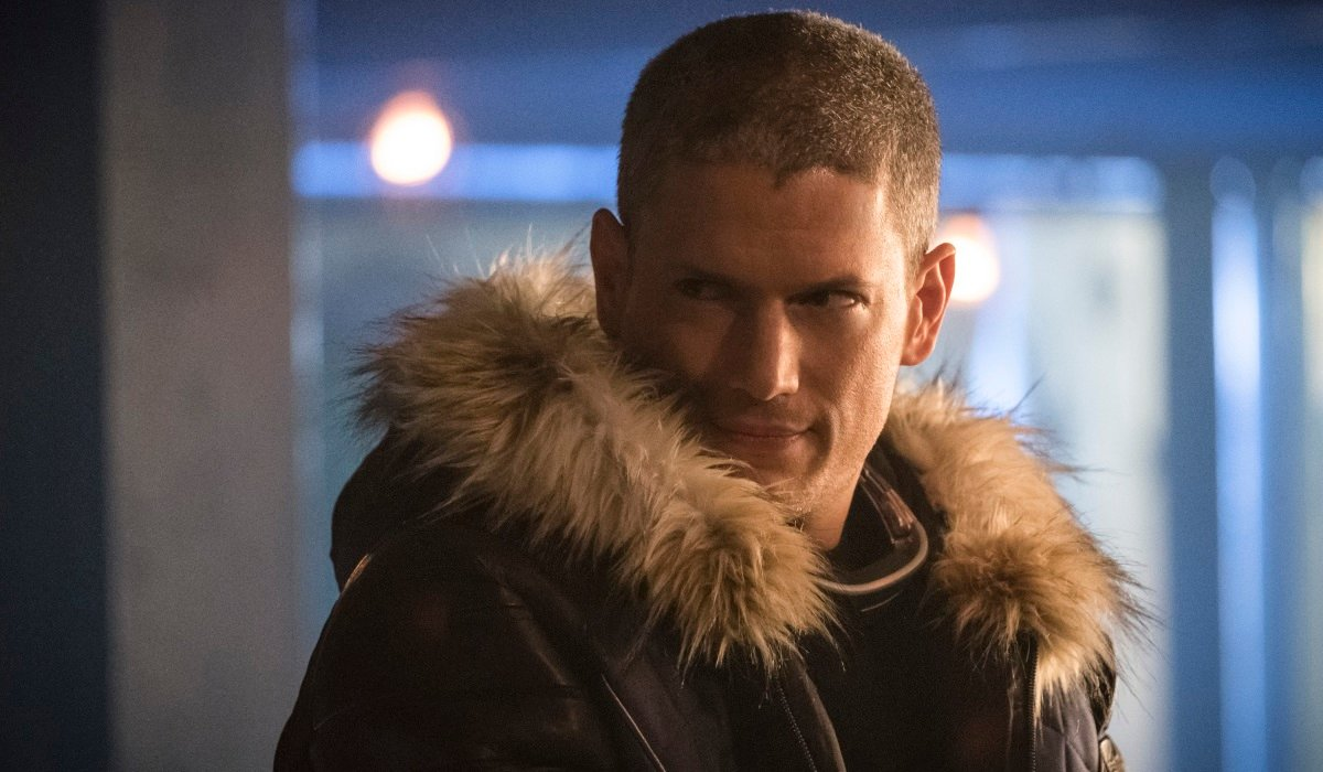 Captain Cold Wentworth Miller The Flash