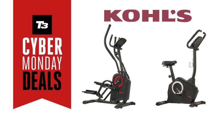Best Kohl's Cyber Monday fitness deals
