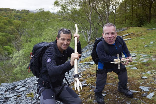 star wars legend warwick davis bear grylls is a nightmare